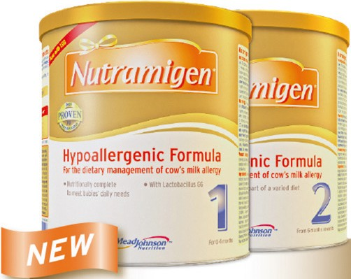 All Change For Nutramigen Training Matters